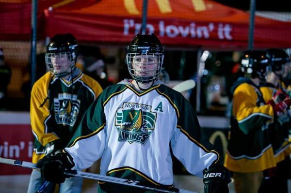 Rogers Hometown Hockey 2015